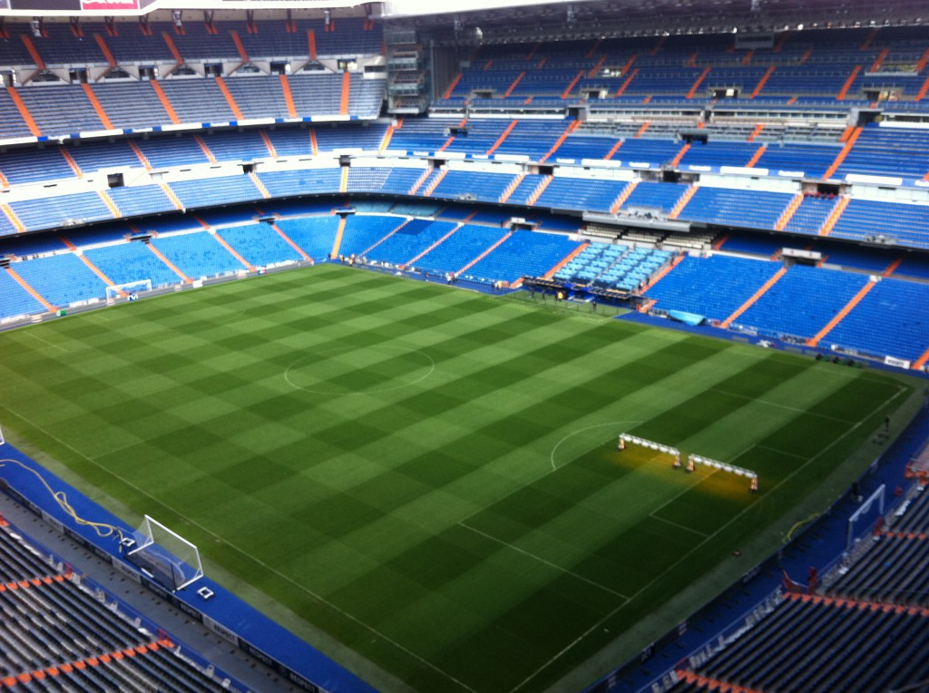estadio madrid
